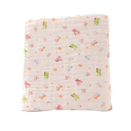 Blaward - Manta para bebé con diseño de gauze, suave y ...
