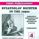 Sviatoslav Richter in the 50's, Vol. 4