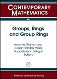 Groups, Rings and Group Rings, , 0821847716