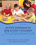 img - for Active Experiences for Active Children: Mathematics (3rd Edition) book / textbook / text book