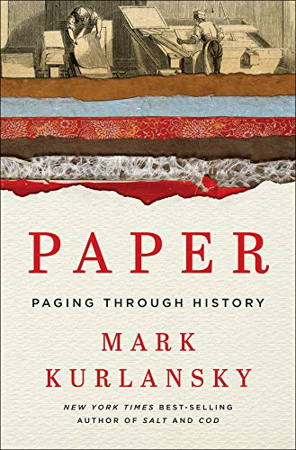 Paper: Paging Through History (Plant Fibers For Papermaking)