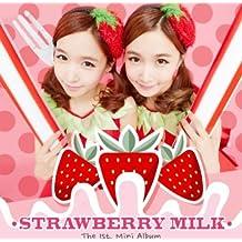 STRAWBERRY MILK (Crayon Pop Unit) - The 1st (Mini Album)(Poster Ver) by STRAWBERRY MILK (Crayon Pop Unit) (2014-10-09)