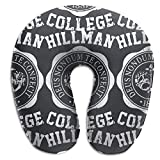 ZZDOW Memory Foam Neck Pillow Hillman College