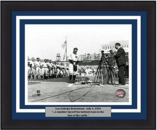 - Yankees Lou Gehrig Retirement Speech 8