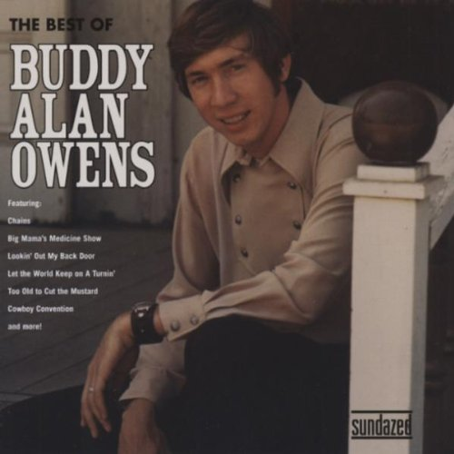 The Best Of Buddy Alan by CD