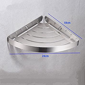 KIEYY Draht aus nicht rostendem Stahl Zeichnung Dreieck platte Regal ...