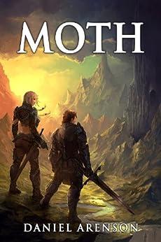 Moth (The Moth Saga Book 1) by [Arenson, Daniel]