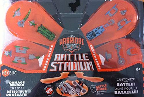 Hexbug Warriors Battle Stadium