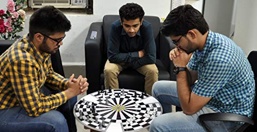 Triwizard Chess - India's First Chess for Three Players