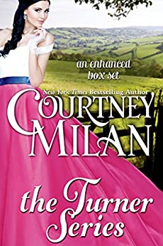 The Turner Series (An Enhanced Box Set) by [Milan, Courtney]