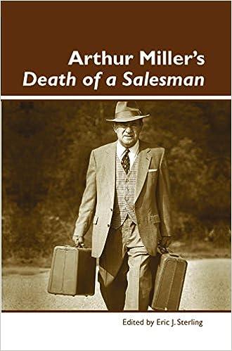 Amazon.com Arthur Miller\u0027s Death of a Salesman (Dialogue