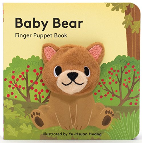 Books Bears Baby (Baby Bear: Finger Puppet Book (Finger Puppet Books))