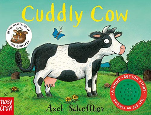 Sound-Button Stories: Cuddly Cow (A Sound-Button -