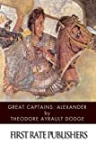 img - for Great Captains: Alexander book / textbook / text book