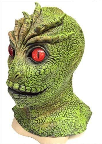 Máscara reptiliano