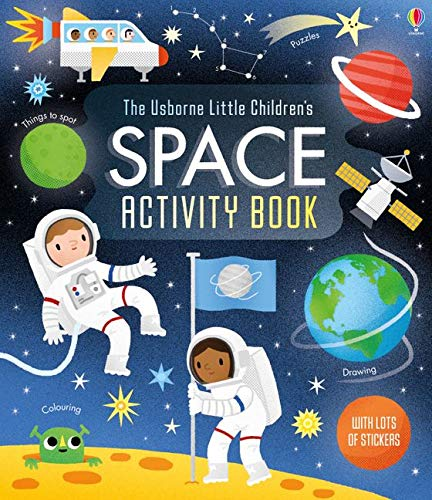 Little Children's Space Activity Book (Activity Books) [Paperback] Gilpin, R. Paperback – March 10, 2016