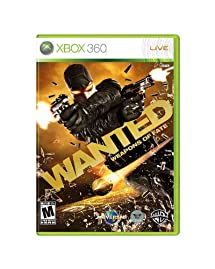 Wanted: Weapons of Fate - Xbox 360