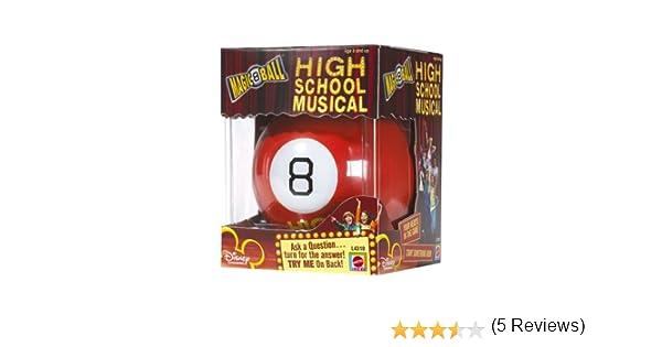 Magic 8 Ball: High School Musical: Amazon.es: Juguetes y juegos