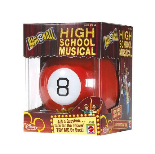 (Magic 8 Ball: High School Musical)