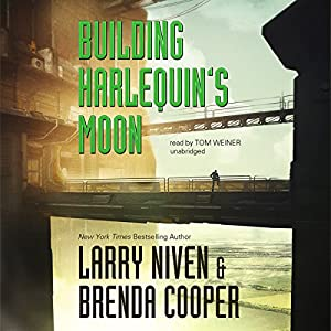 Building Harlequin's Moon Audiobook