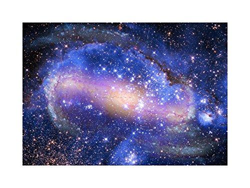 The Art Stop SPIRAL GALAXY NEBULA STARS DEEP SPACE ART PRINT PICTURE & MOUNT F12X1075
