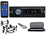 Digital Media Receiver w/Bluetooth MP3 USB/SD+Guard For 87-95 JEEP WRANGLER YJ