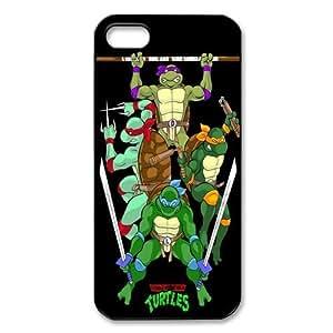 Mystic Zone Teenage Mutant Ninja Turtles iphone 4/4s for iphone 4/4s Cover Cool Cartoon Fits Case WSQ0756