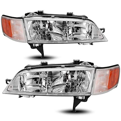 1997 accord headlight assembly - 4