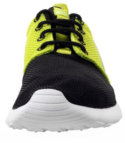 Green Rosherun White 655206 Nike Black White Men's Print Venom 001 Grey x54Swv5q