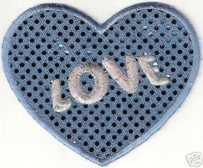 Crochet cherry hearts applique allfreecrochet