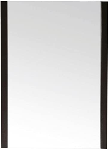 Avanity Loft 23 in. Mirror in Dark Walnut finish
