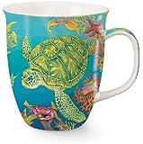 Swimming Sea Turtle Coffee or Tea Ceramic Mug