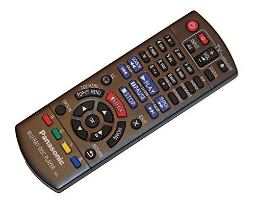 OEM Panasonic Remote Control: DMP-BDT360, DMP-BDT361, DMPBDT360,