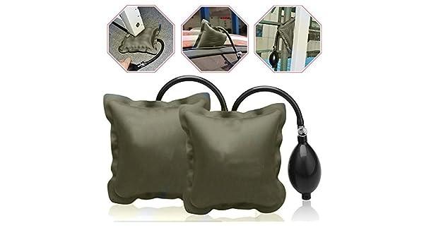 Sedeta bolsa de aire cojín hinchable de herramientas de mano ...