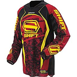 Shift Strike Jersey 2008 X-Large | Red