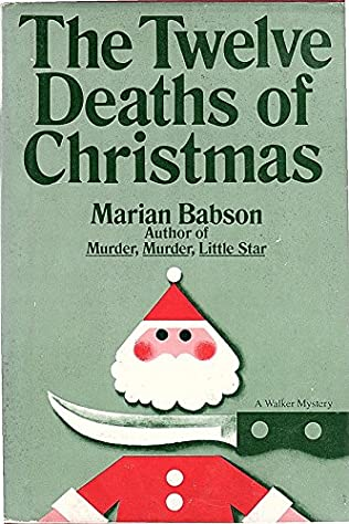 book cover of The Twelve Deaths Of Christmas