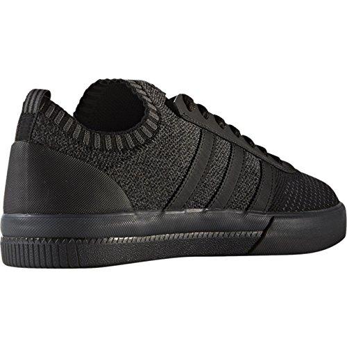 adidas - Zapatillas de skateboarding para hombre negro negro negro