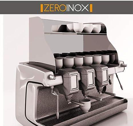 zeroinox - Soporte para Tazas de cafetera a Medida, de Acero ...