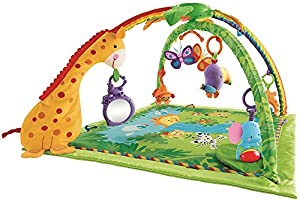Mattel K4562 - Fisher-Price Rainforest Erlebnisdecke