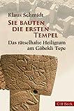 Sie bauten die ersten Tempel: Das rätselhafte Heiligtum am Göbekli Tepe