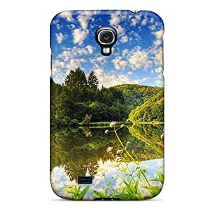 For Galaxy S4 Protector Case Lake Hills Phone Cover
