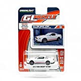 2012 camaro toy car - 2012 FORD SHELBY GT500 SVT (Performance White) * GL Muscle Series 15 * Greenlight Collectibles 2016 Limited Edition 1:64 Scale Die-Cast Vehicle & Collector Trading Card