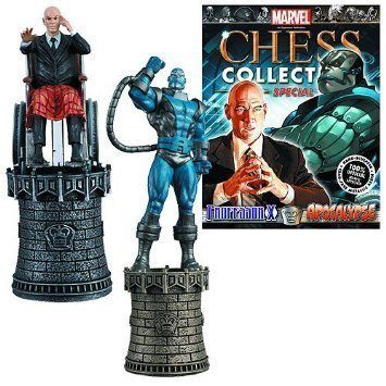 Check expert advices for chess set xmen?