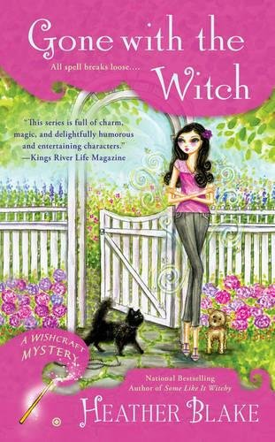 book cover of Gone With the Witch