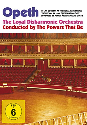 Opeth - In Live Concert at the Royal Albert Hall (2PC)