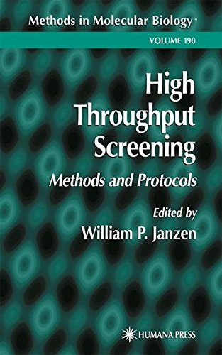 High Throughput Screening: Methods and Protocols (World's Best Reading)