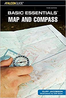 Basic Essentials Map & Compass, 3rd (Basic Essentials Series) by Cliff Jacobson (2007-01-01)