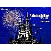Brown's Autograph Book Orlando: Party Edition