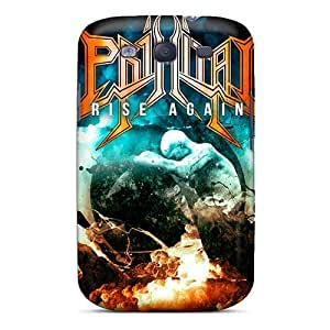 Excellent Cell-phone Hard Cover For Samsung Galaxy S3 (cPC9166ZPoI) Provide Private Custom Fashion Rise Against Skin