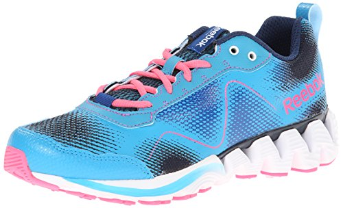 Reebok Women's Zigkick Wild Trail Running Shoe Flight Blue/Navy/Impact Blue/Solar Pink buy cheap for nice cheap price wholesale cheap explore 6oUCq2